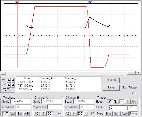 Экран осциллографа 2 рис.3